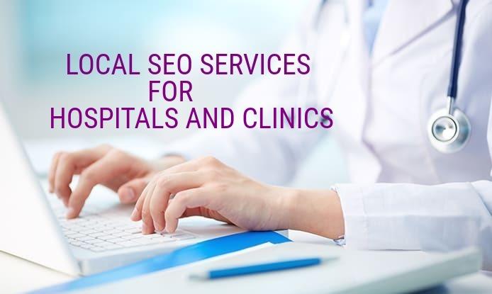 hospital seo service - healthcare local seo services